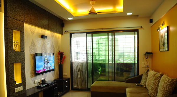 Interior designers in mumbai office interiors kitchen for 1 bhk living room interior