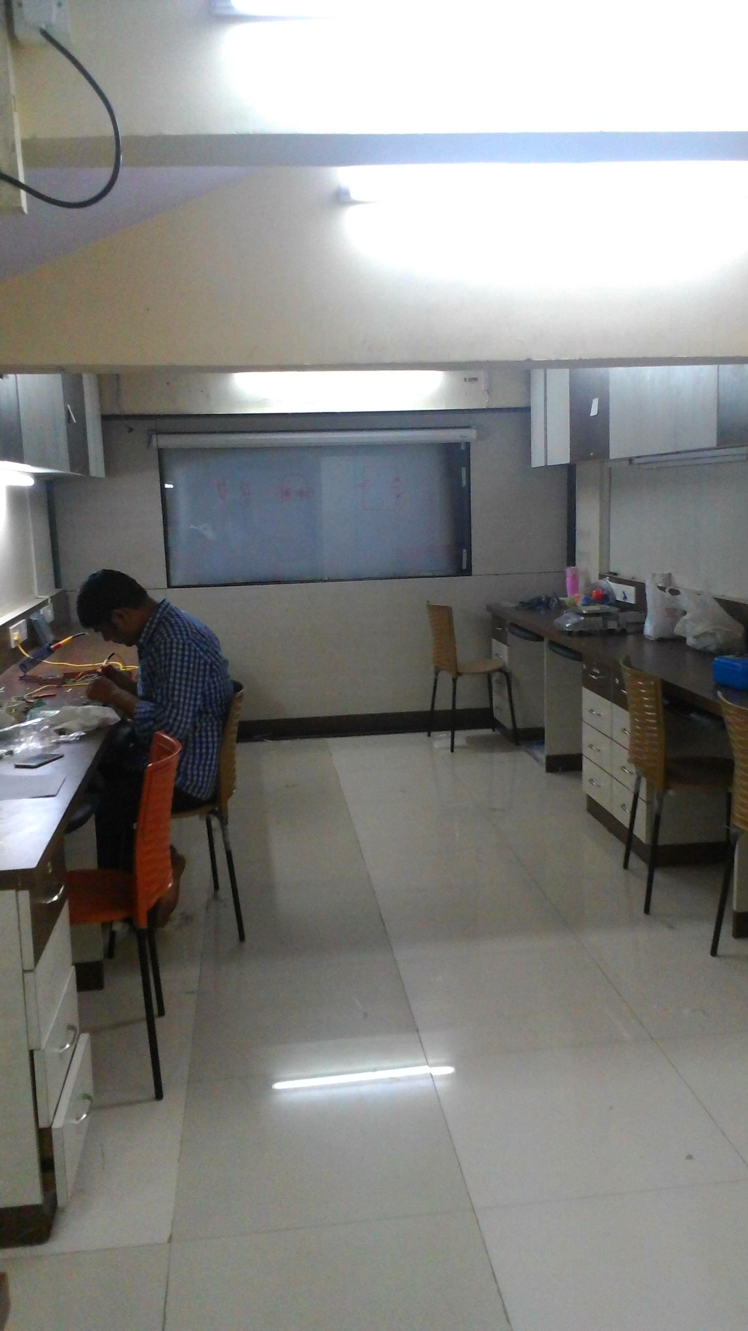Commercial Office Space for Rent in Fully Furnished office for Rent, Near Bedekar Hospital,, Thane-West, Mumbai