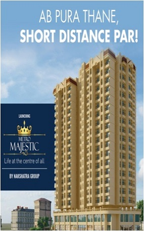 Commercial Flats for Sale in Matro Majestic Vartak Nagar, Thane West , Thane-West, Mumbai