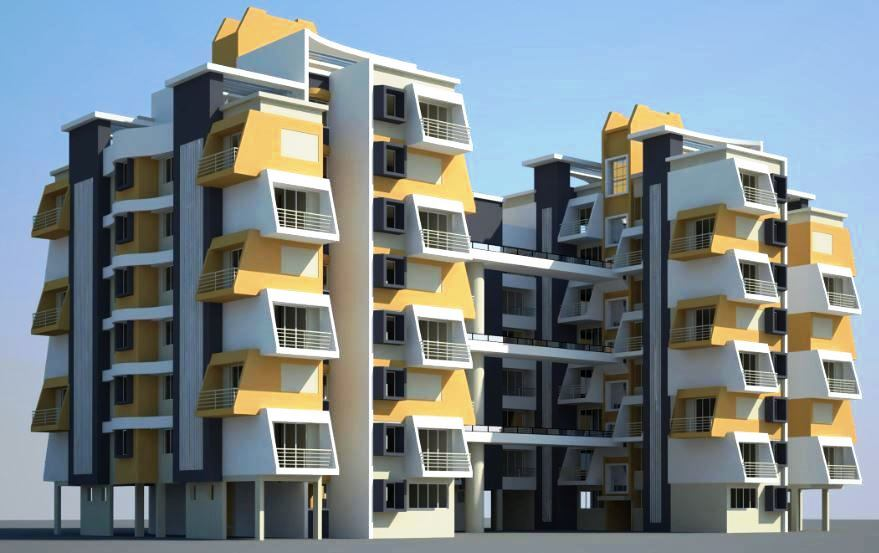 Residential Multistorey Apartment for Sale in CTS no 4385/4386 opp Shankar Mandir Lake Upper , Khopoli-West, Mumbai
