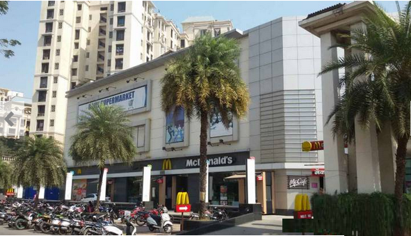 Commercial Shops for Sale in LOdha Boulevard Mall, Majiwada, , Thane-West, Mumbai