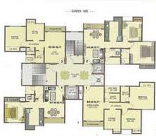 Residential Multistorey Apartment for Sale in Near Aashtvinayak Hall Shil Diva Road, Post- Dawle , Diva-West, Mumbai
