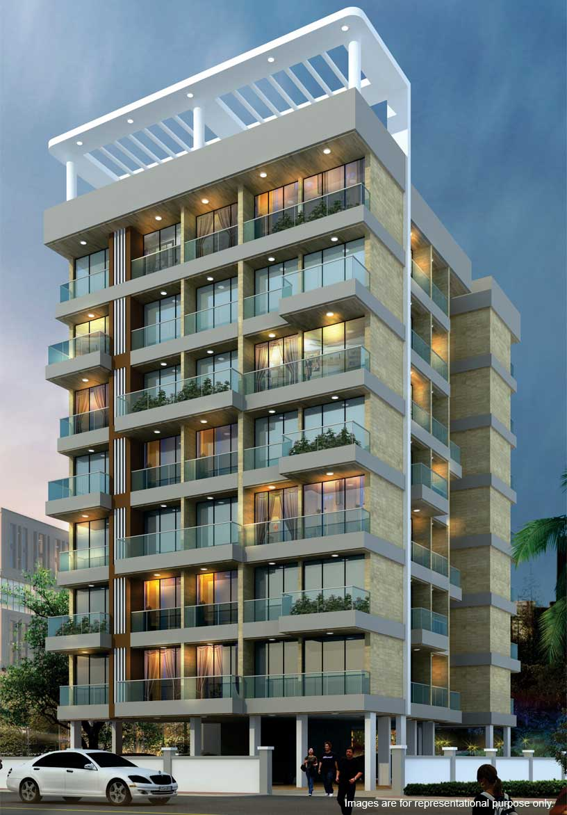 Residential Multistorey Apartment for Sale in Plot No. 42, Sector - 35E, Owe , Kharghar-West, Mumbai