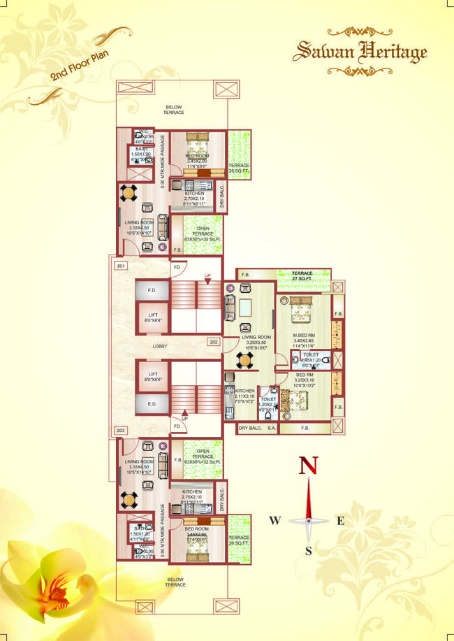 Residential Multistorey Apartment for Sale in Sector 15, Plot No.20 & 21, , Kalamboli-West, Mumbai