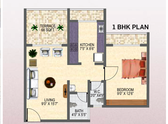 Residential Multistorey Apartment for Sale in Savroli, Khalapur , Khopoli-West, Mumbai