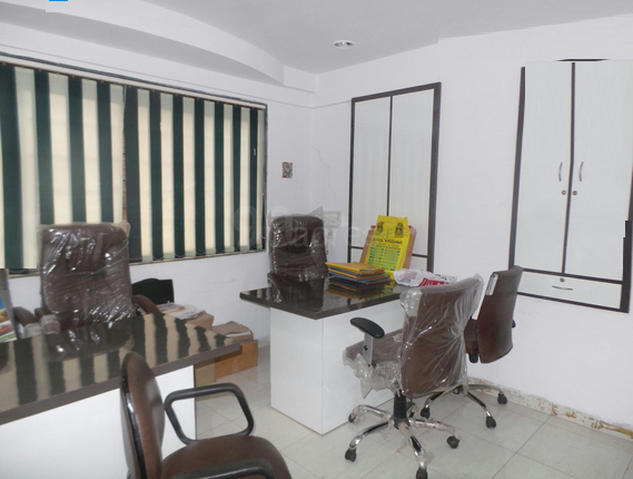 Commercial Office Space for Rent in Fully furnished office on Rent at Panch Rasta, , Mulund-West, Mumbai
