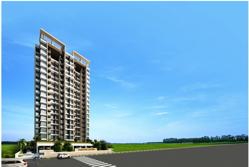 Residential Multistorey Apartment for Sale in Sector 23 , Ghansoli-West, Mumbai