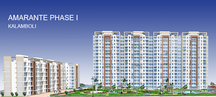 Residential Multistorey Apartment for Sale in Plot No. 4, Sector 9E, Near D-Mart, Opp. CIDCO Water Tank , Kalamboli-West, Mumbai