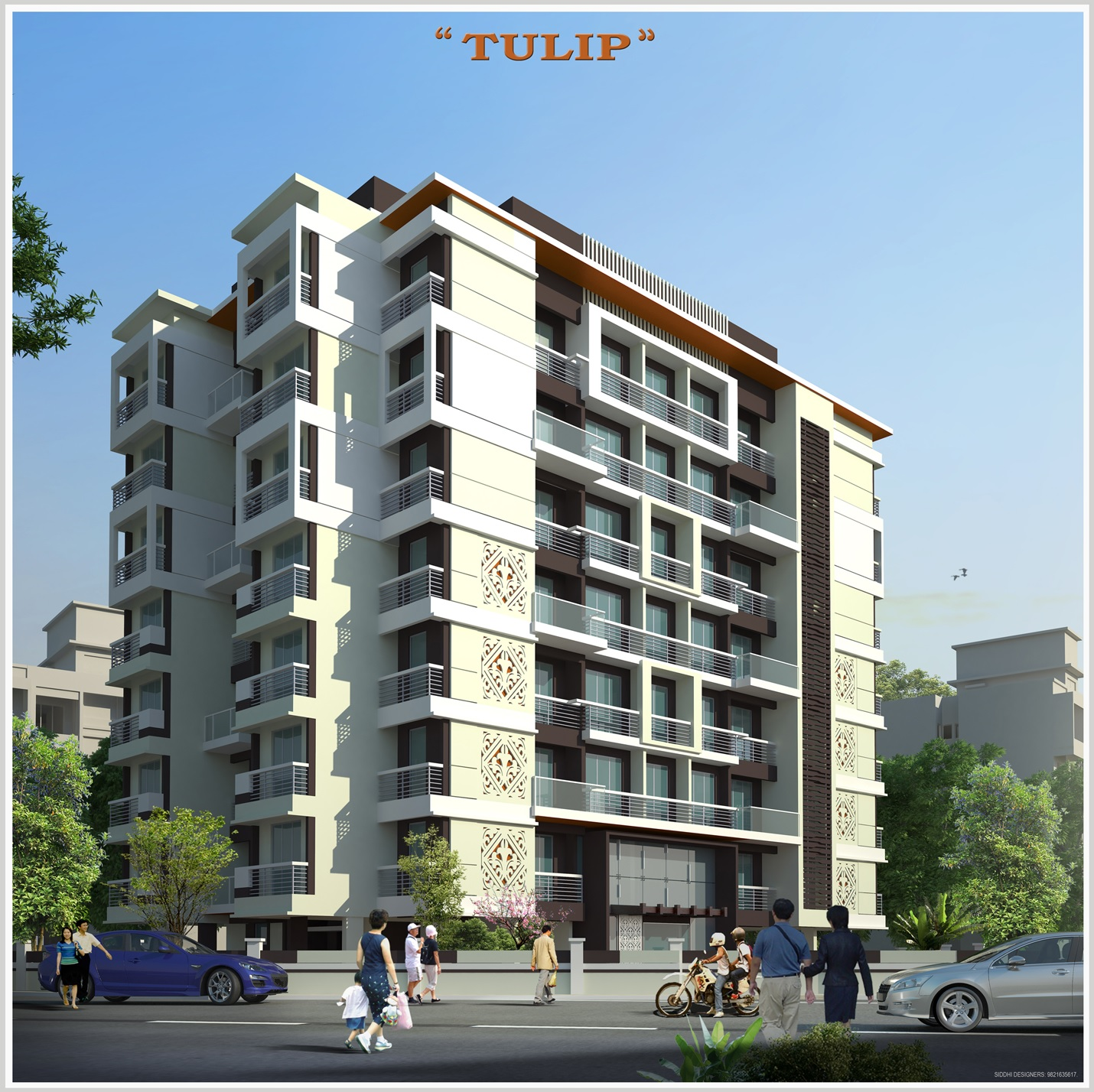 Commercial Flats for Sale in ayre Road , Dombivli-West, Mumbai