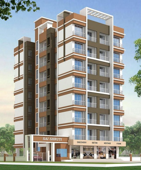 Residential Multistorey Apartment for Sale in Survey No.5, Hissa No. 1/2 1/3rd, Kharavai , Badlapur-West, Mumbai