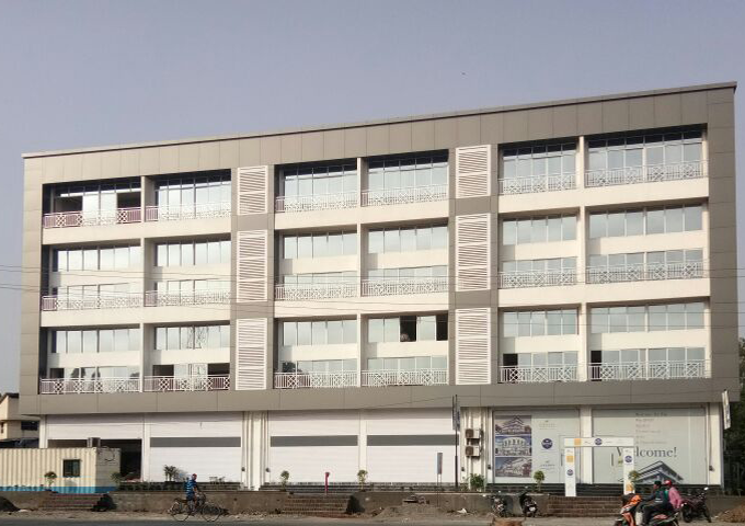 Commercial Office Space for Sale in TS-1,Old Bhumija Chemicals Pvt Ltd,Near Nandi Palace Hotel ,MIDC-Phase -1,Dombivli (East , Dombivli-West, Mumbai
