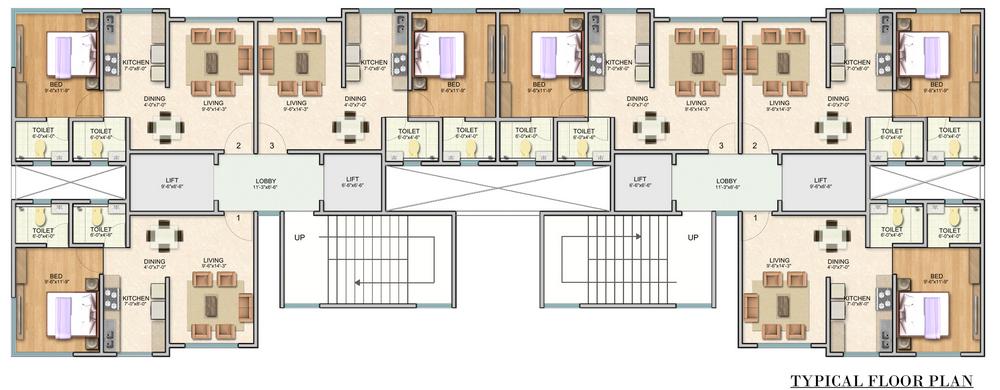 Residential Multistorey Apartment for Sale in Avant Heritage , Jogeshwari-West, Mumbai