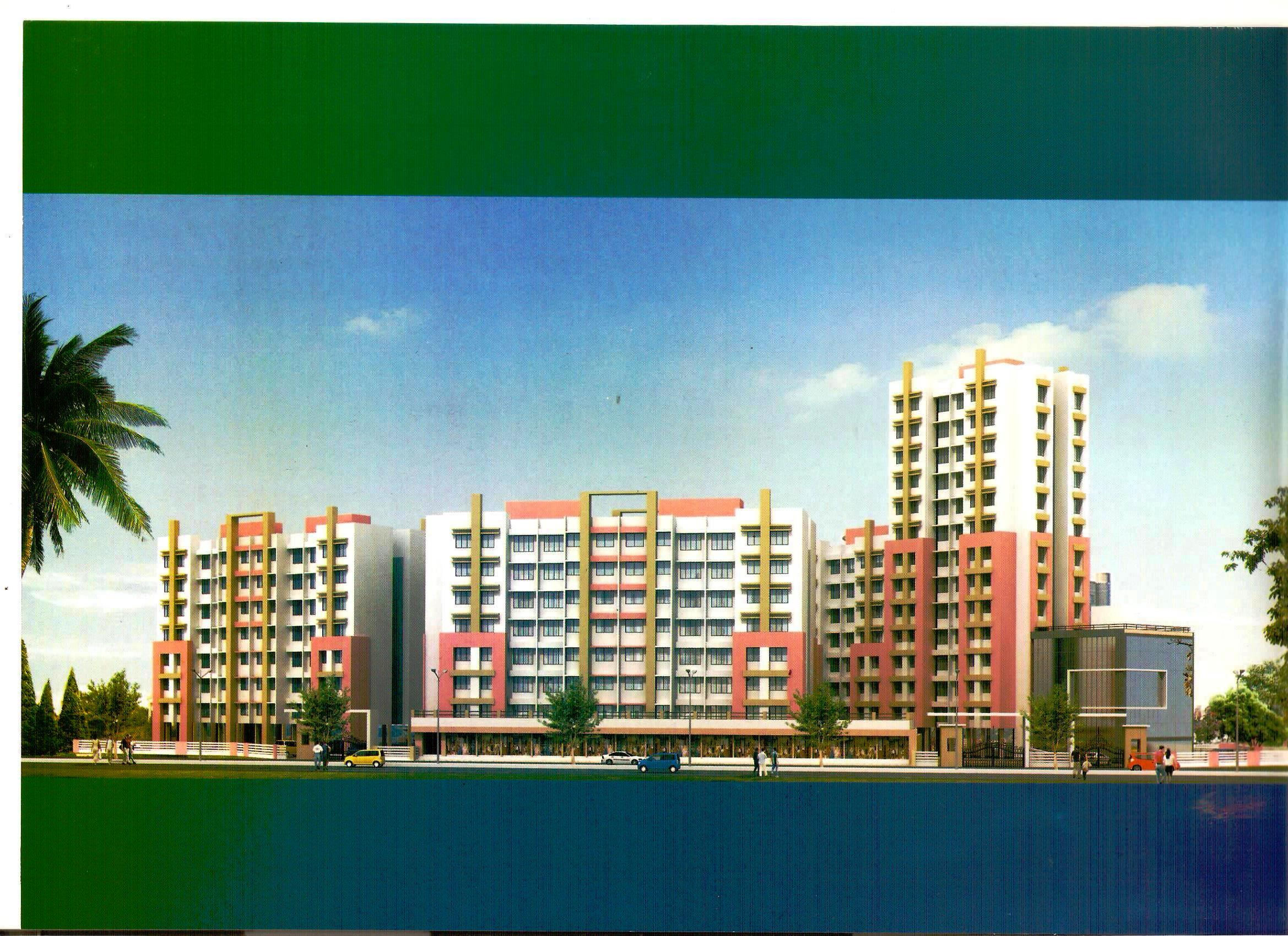 Residential Multistorey Apartment for Sale in Khardi Pada,Dawdle Diva Shill Road , Diva-West, Mumbai