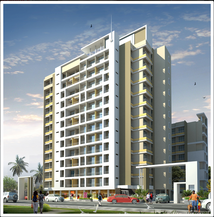 Residential Multistorey Apartment for Sale in Near Kamaladevi College, , Vithalwadi-West, Mumbai