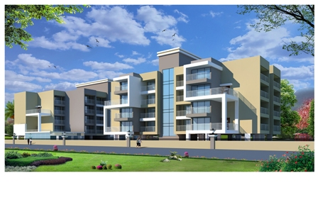 Commercial Flats for Sale in Thakur Complex, Survey No.52/4, Chipale, New Panve , Panvel-West, Mumbai