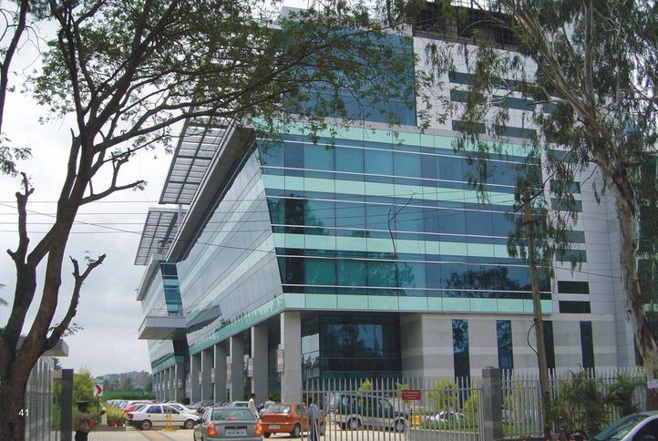 Commercial Office Space for Rent in Ashar IT Park, Road No 16 , Thane-West, Mumbai