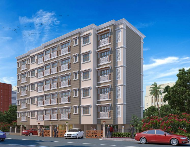 Residential Multistorey Apartment for Sale in St Anthony Road ,Dattamandir , Santacruz-West, Mumbai