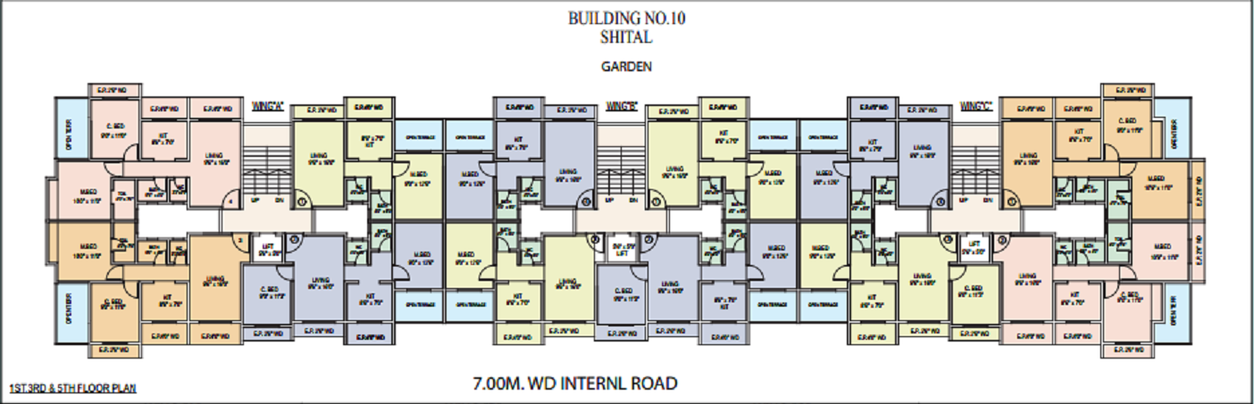 1 BHK Apartments for Sale in Badlapur | Single Bedroom ...
