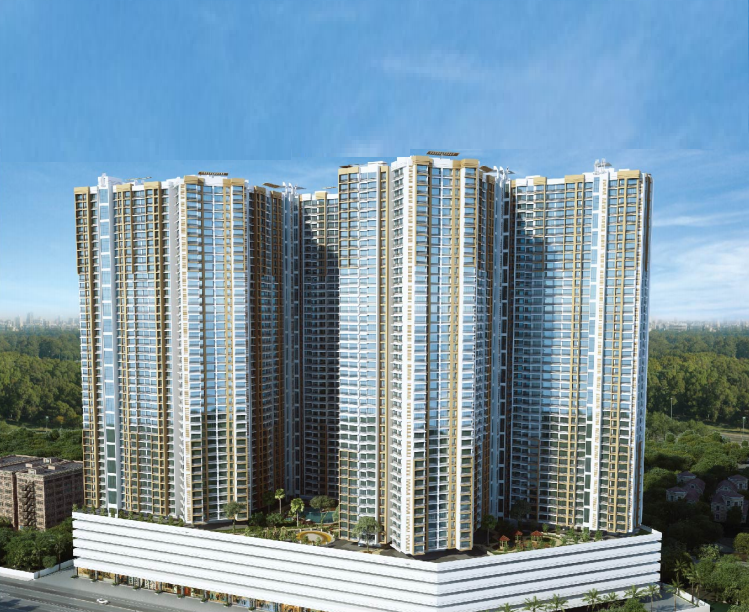 Residential Multistorey Apartment for Sale in LBS Marg , Mulund-West, Mumbai