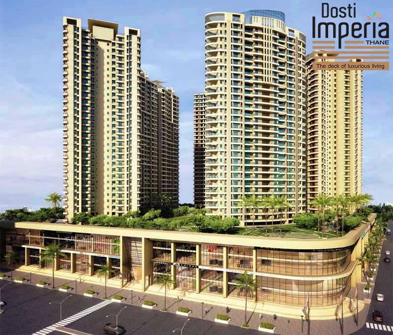 Commercial Flats for Sale in Khewra Circle Marg, Manpada , Thane-West, Mumbai