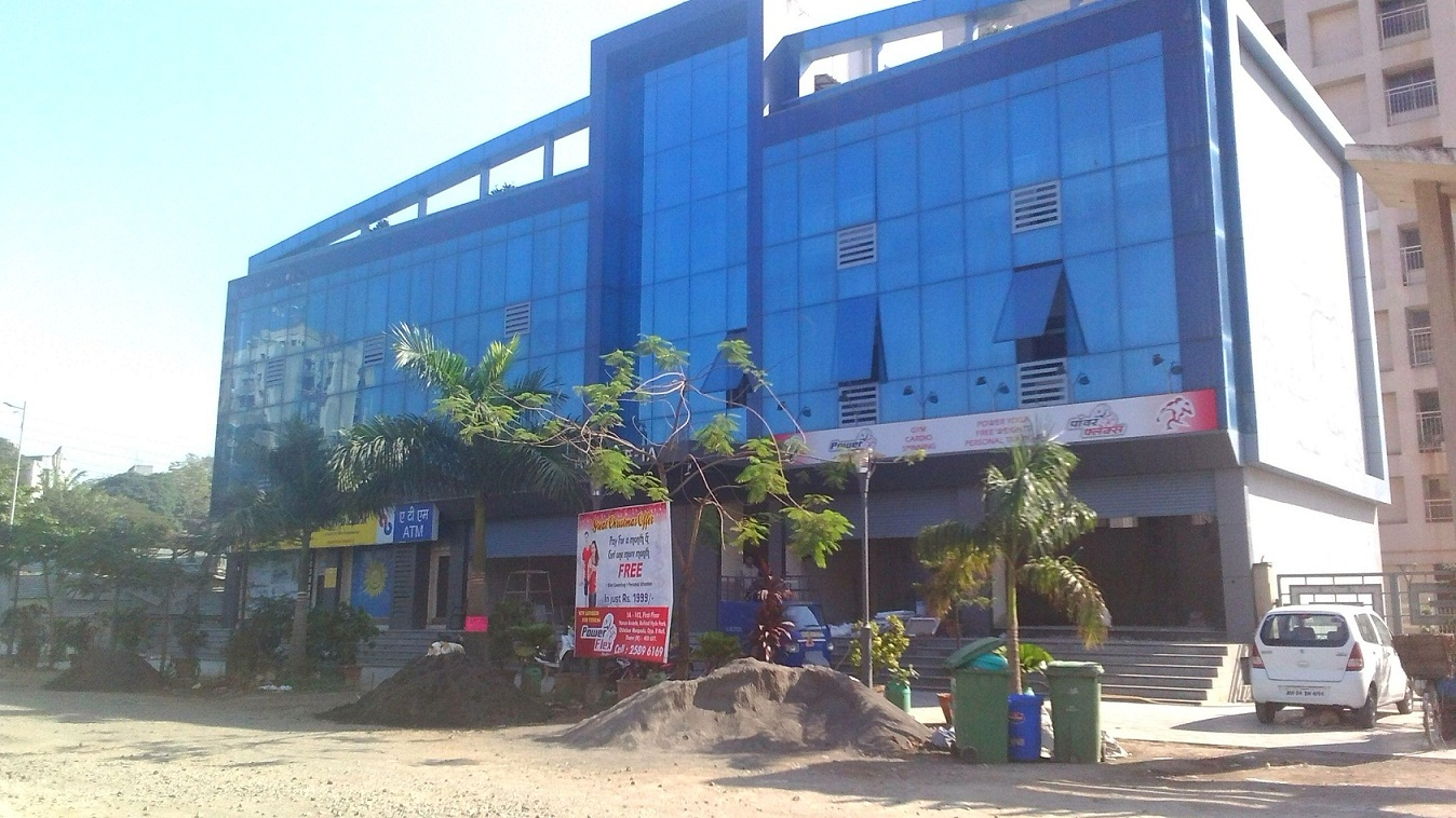 Commercial Office Space for Rent in Commercial Office Space for Rent, Ghodbunder Road, Thane-West, Mumbai