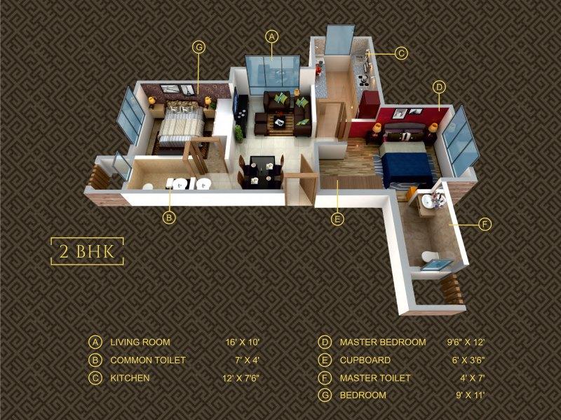 Residential Multistorey Apartment for Sale in Opposite Oberoi Mall , Goregaon-West, Mumbai