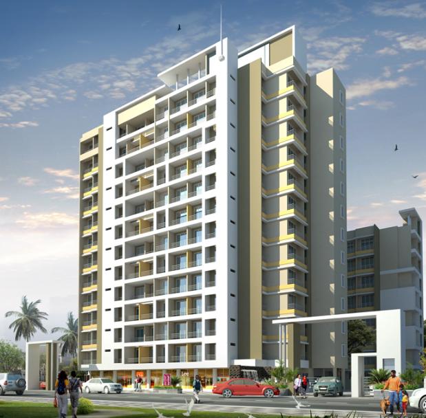 Residential Multistorey Apartment for Sale in Near Kamaladevi College, Vitthalwadi , Vithalwadi-West, Mumbai