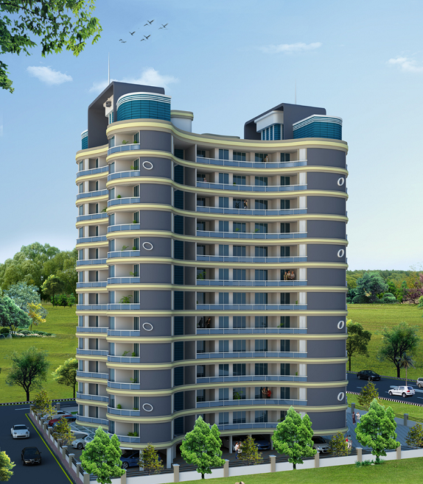 Commercial Flats for Sale in Wayle Nagar, Near Taranghan Society, Behind Mohan Heights, Khadakpada , Kalyan-West, Mumbai