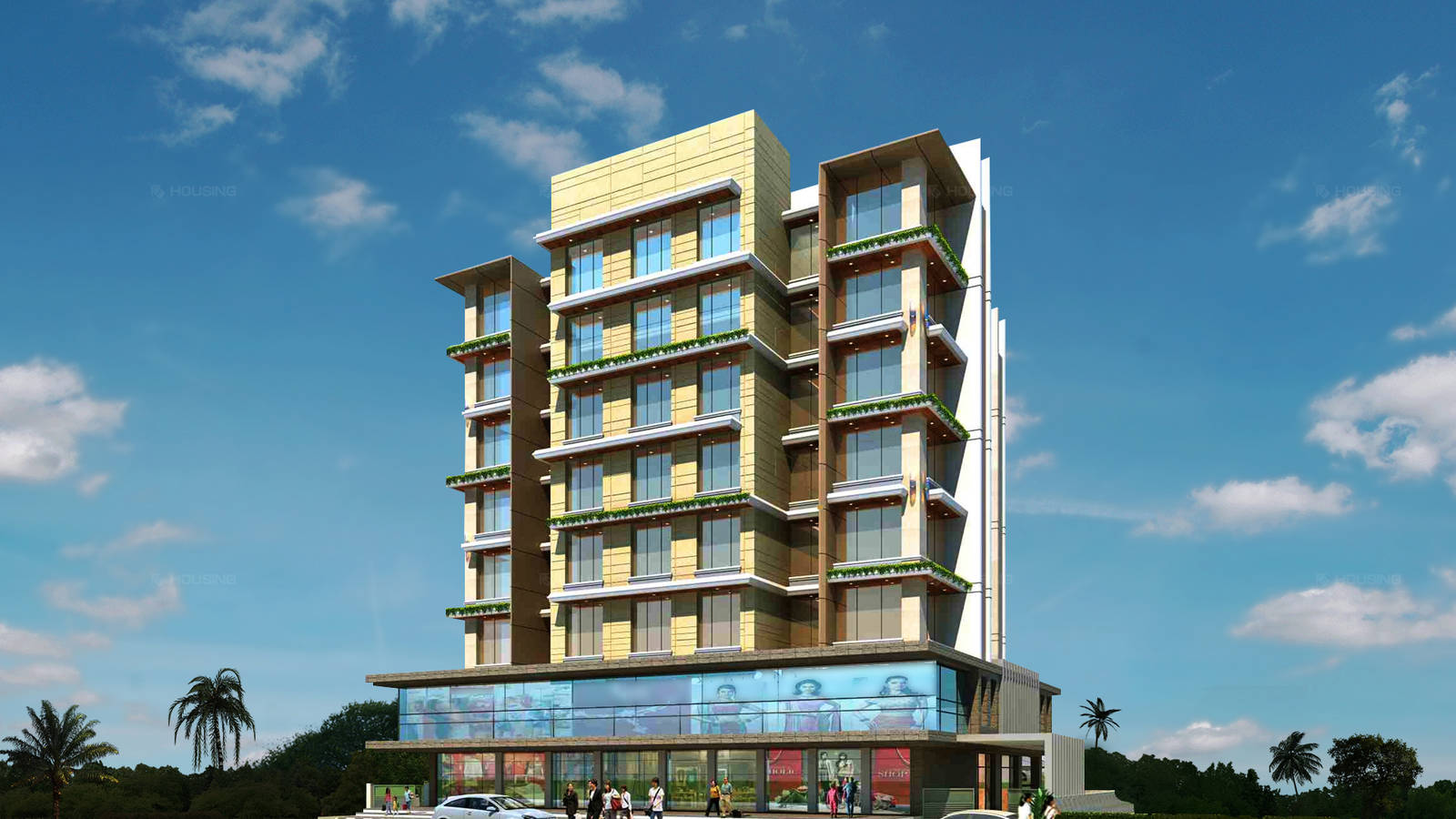 Residential Multistorey Apartment for Sale in Besides P & T Colony, J.N.Road, Vakola , Santacruz-West, Mumbai