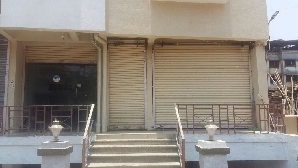 Commercial Office Space for Rent in Nikshita Apt, Near bharat gas godown Ambernath, Ambernath-West, Mumbai