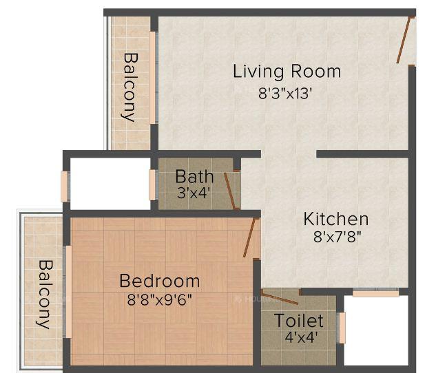 Residential Multistorey Apartment for Sale in riveni Nagar, Kurar Village, Behind Dindoshi Depot, Near Mallika Hotel , Malad-West, Mumbai