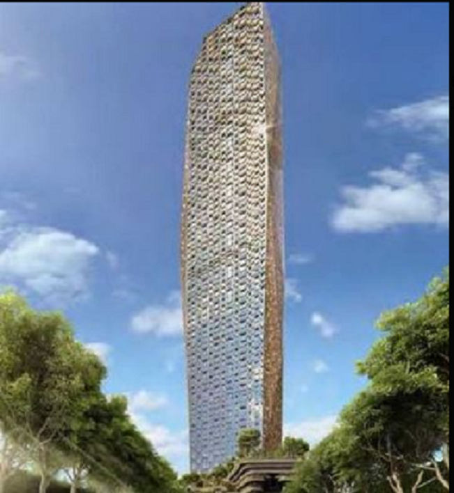 Trump Tower In Worli New Projects By Lodha Group