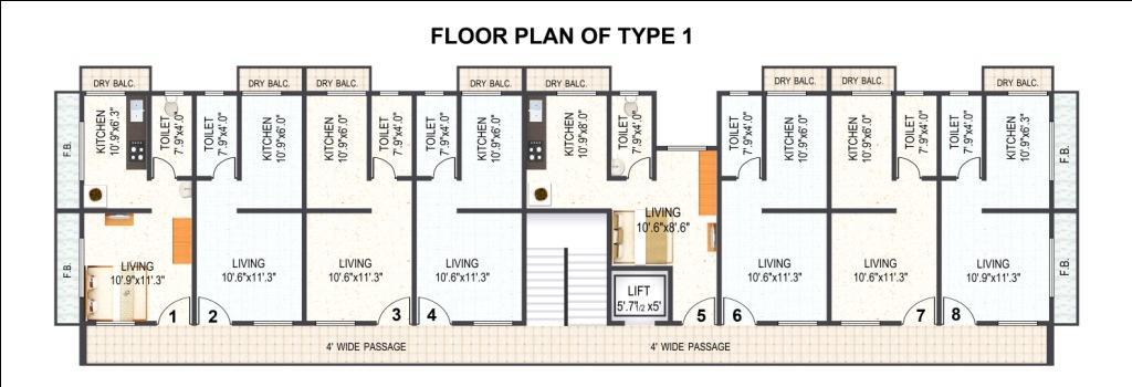 Residential Multistorey Apartment for Sale in At Post Dhasai,   Behind Safair Villa, Shahpur Khinavali Murbad Road, Taluka Shahpur , Thane-West, Mumbai