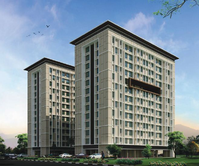 Residential Multistorey Apartment for Sale in Eastern Winds, Plot No-3 & 4 B, next to Shetty College, opposite Buntar Bhavan, near Priyadarshini Circle. , Kurla-West, Mumbai