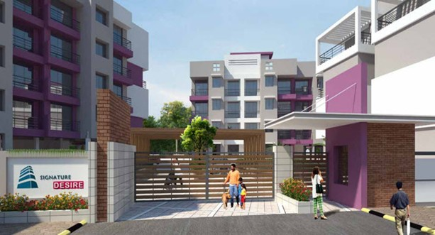 Residential Multistorey Apartment for Sale in Ladiwali ( Lakharan ) , Karjat-West, Mumbai