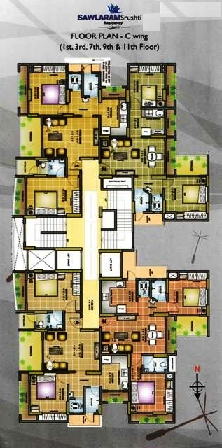 2 bhk multistorey apartment property for sale in near kene for Homes for sale under 50 000 near me