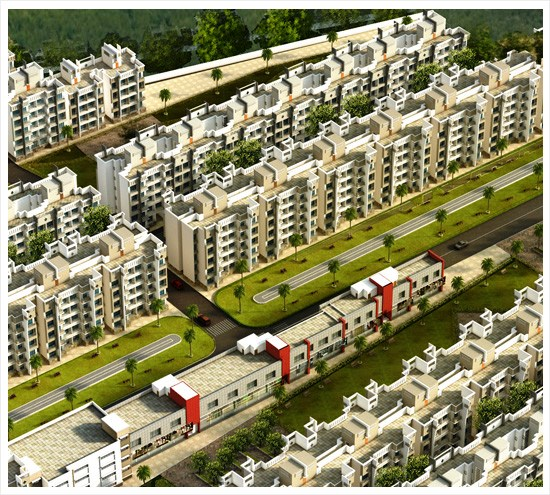 Residential Multistorey Apartment for Sale in Shil Phata Road,Khopoli Bus Depot , Khopoli-West, Mumbai