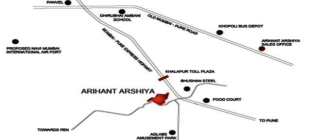 Residential Multistorey Apartment for Sale in Shil Phata Road,Khopoli Bus Depot , Khopoli-West, Mumbai