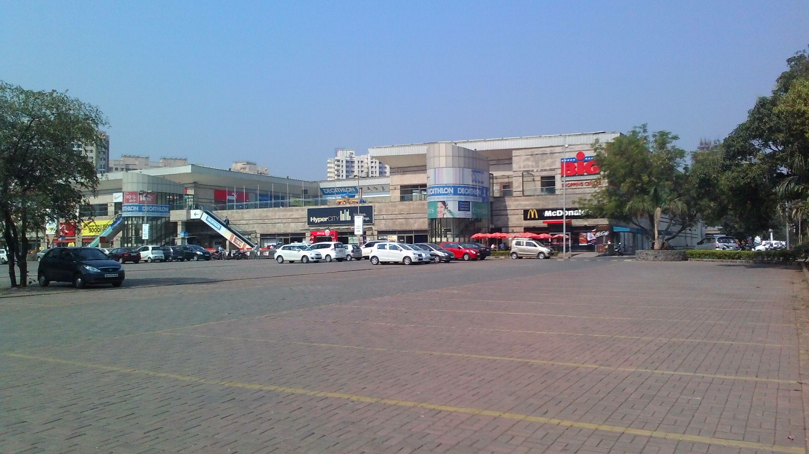 Commercial Office Space for Rent in Commercial Office Space for Rent in Ghodbunder Roa Near Hypercity Mall, Thane-West, Mumbai