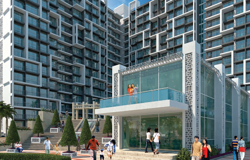 Residential Multistorey Apartment for Rent in Triveni Laurel New RTO, Kalyan-West, Mumbai