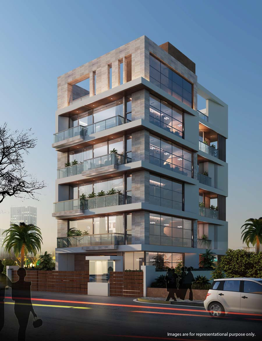 Residential Multistorey Apartment for Sale in Plot No-5, Sector 28 , Vashi-West, Mumbai