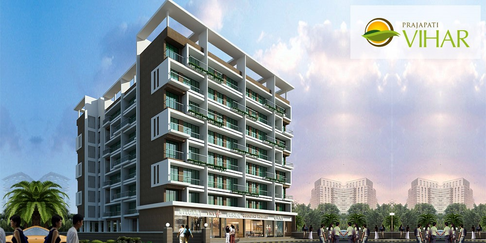 Residential Multistorey Apartment for Sale in Plot No.84 ,Sector 55 , , Dronagiri-West, Mumbai