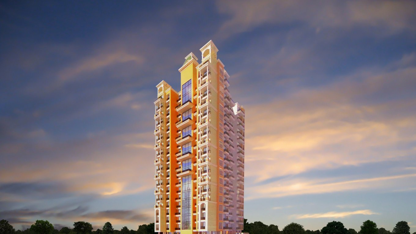 Residential Multistorey Apartment for Sale in Plot no:5, Sector 15, New Panvel, Near to Panavel Railway Station and Pallai College. , Panvel-West, Mumbai