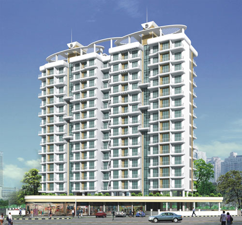Residential Multistorey Apartment for Sale in Roadpali , Road Pali-West, Mumbai