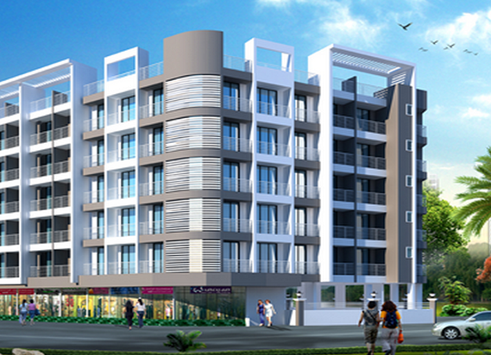 Residential Multistorey Apartment for Sale in Vrindavan CHS Sec 29C/8A, Rabale, Gothivali Village, Sector 30 , Airoli-West, Mumbai