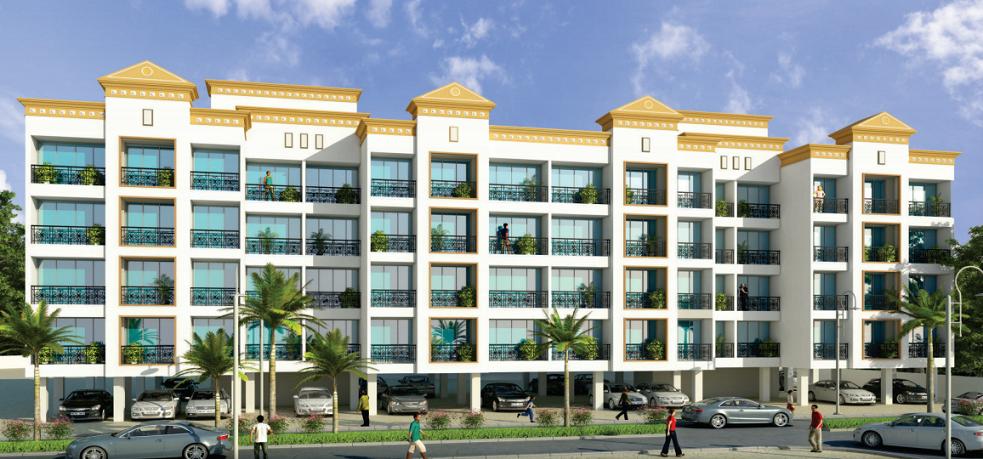 Residential Multistorey Apartment for Sale in Survey No. 46, 85/01, Valshet Village, , Asangaon-West, Mumbai