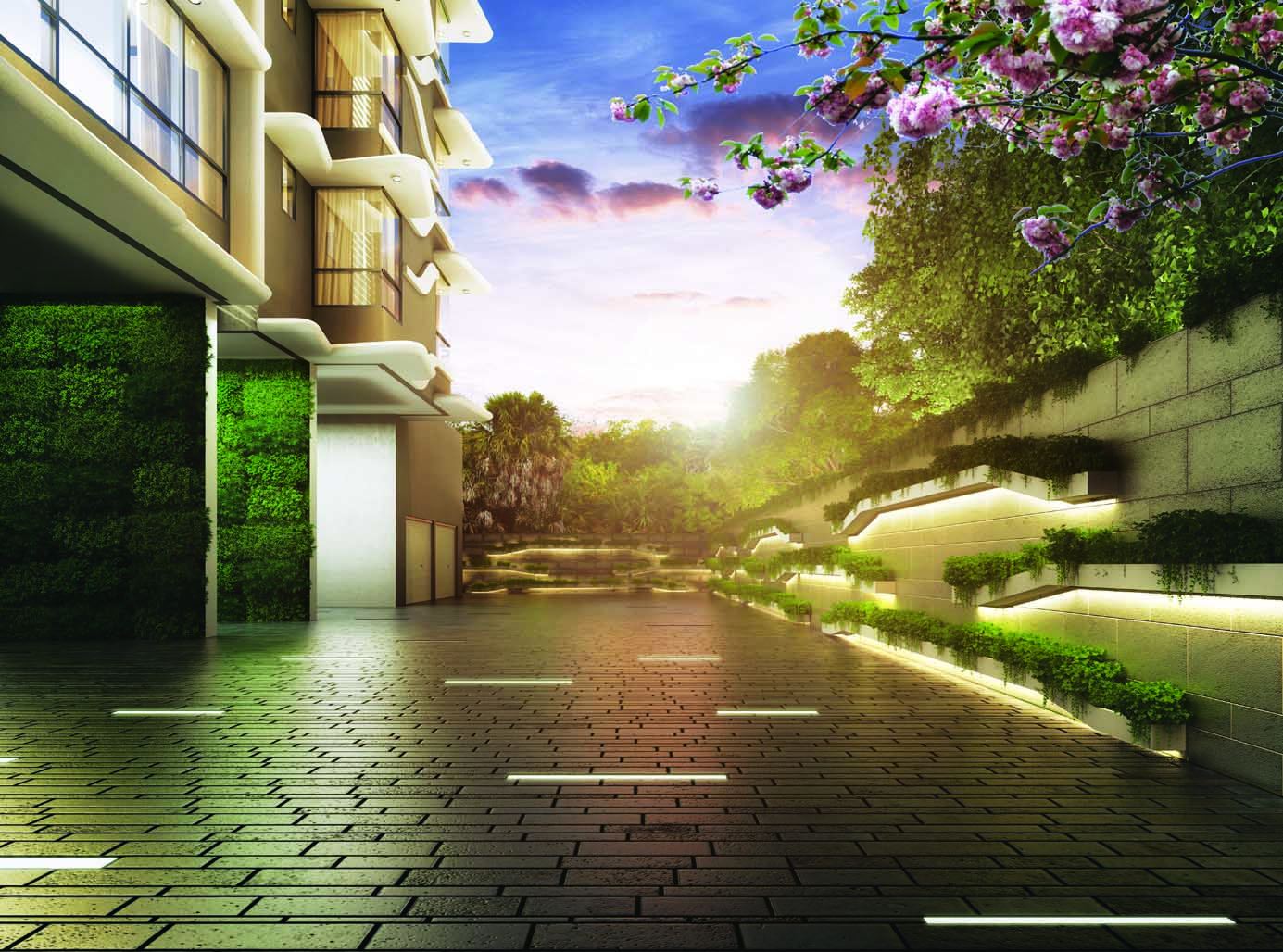 3 bhk multistorey apartment property for sale in 9 almeida for Homes for sale under 50 000 near me