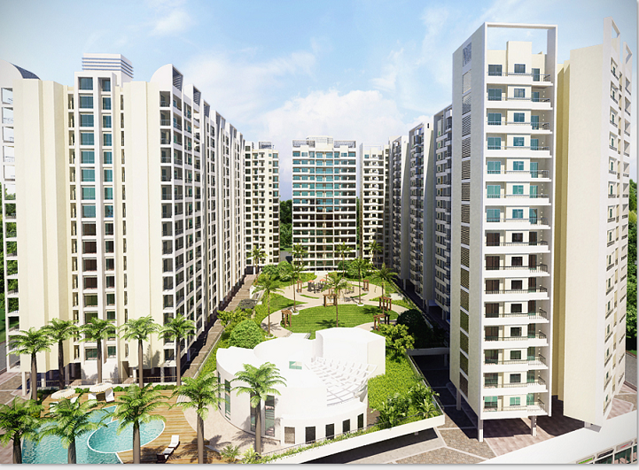 Residential Multistorey Apartment for Sale in New Don Bosco School , Kharghar-West, Mumbai