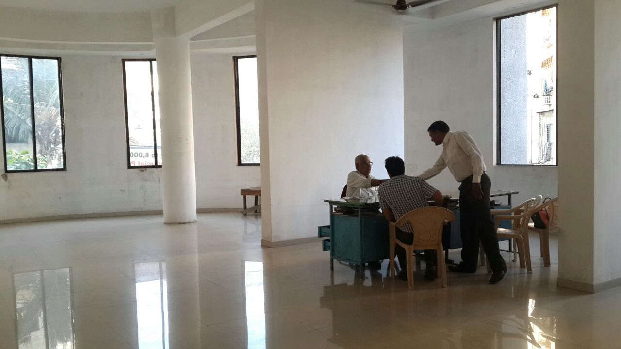 Commercial Office Space for Rent in RAM MARUTI ROAD,THANE WEST. , Thane-West, Mumbai