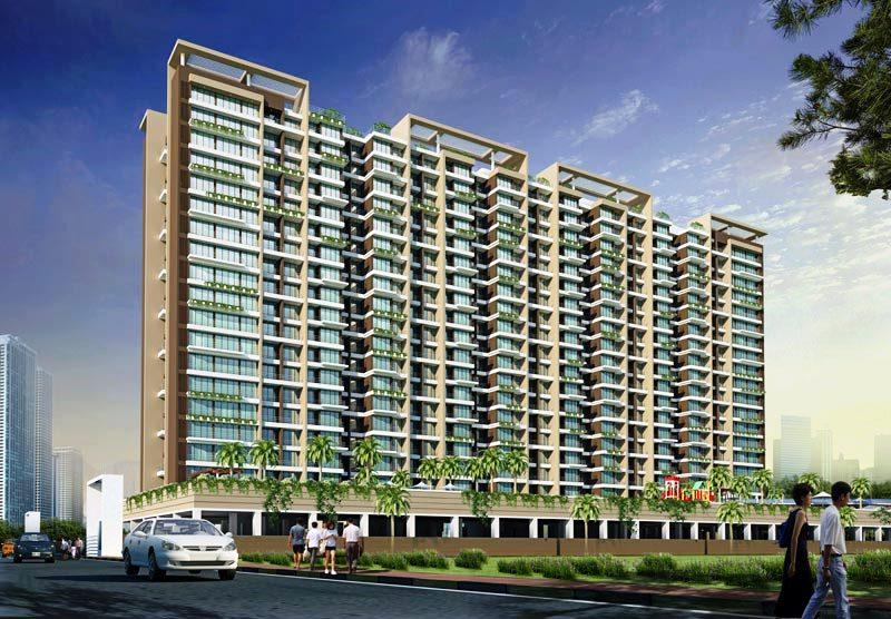 Residential Multistorey Apartment for Sale in Plot No - 46/B , Sector 47, , Dronagiri-West, Mumbai
